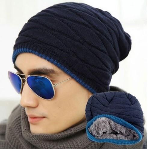 Jual Topi kupluk wool Pria untuk musim dingin   winter - Tuton s ... fb39aea84e