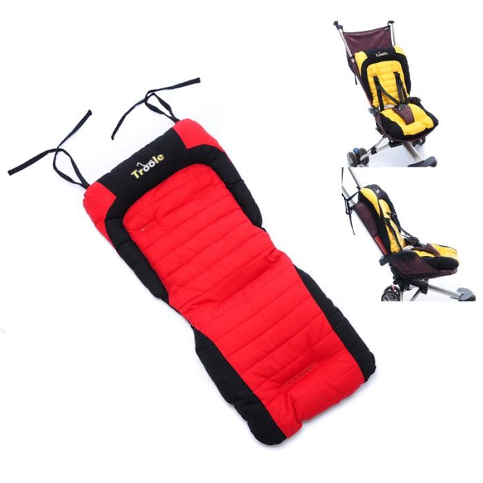 harga Seat pad  alas stroller  cocolatte isport  - red Tokopedia.com