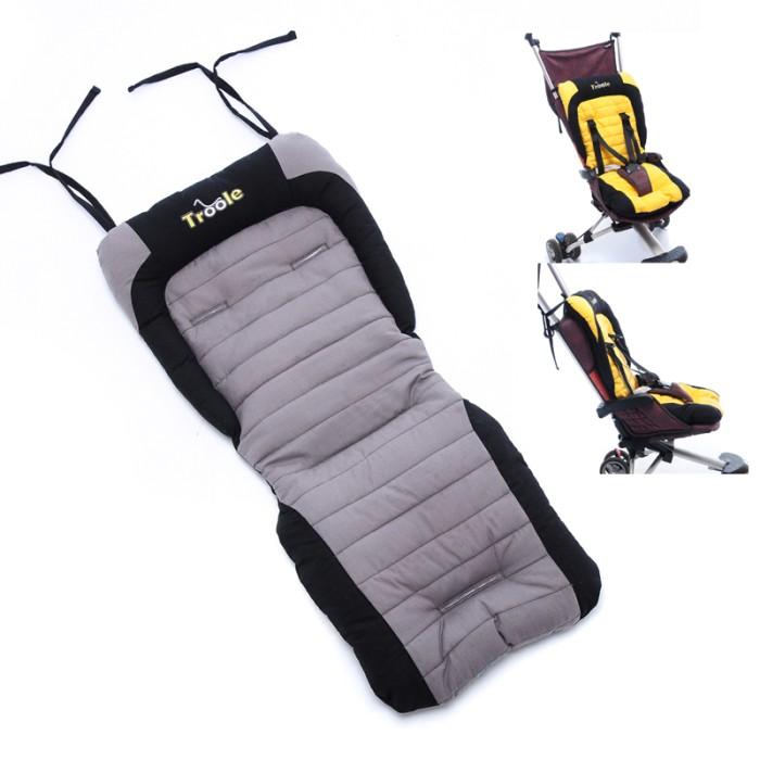 harga Seat pad  alas stroller  cocolatte isport  - grey Tokopedia.com