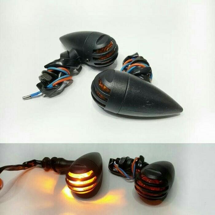 harga Lampu sen japstyle sepasang ( hitam ) Tokopedia.com