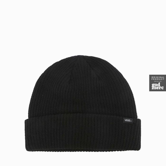 fa23e74353f Jual ORIGINAL Vans M Core Basics Beanie Hat - Godmerc