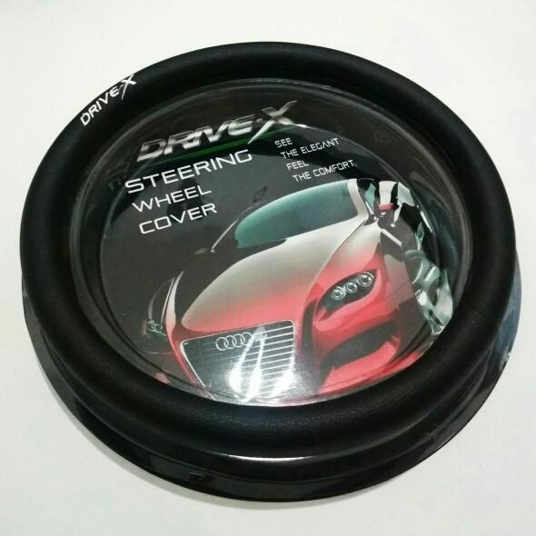 harga Cover stir mobil honda civic universal hitam polos Tokopedia.com