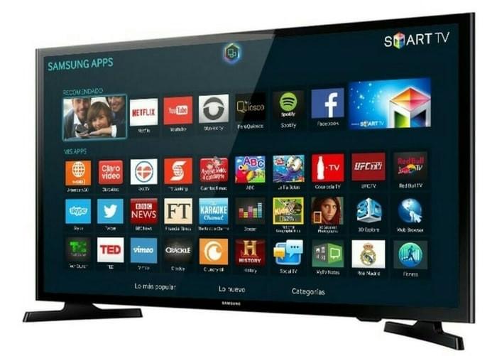 harga Samsung 32j4303 smart led tv + bonus maxim penggorengan 24cm Tokopedia.com