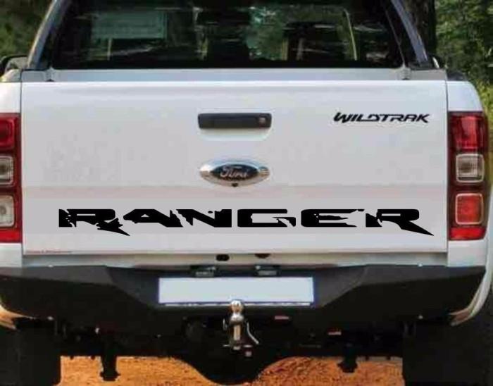 Jual Sticker Stiker Ford Ranger 1 Paket 4 X 4 Ranger Wildtrak
