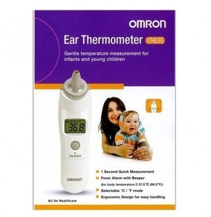 Katalog Omron Ear Thermometer Travelbon.com