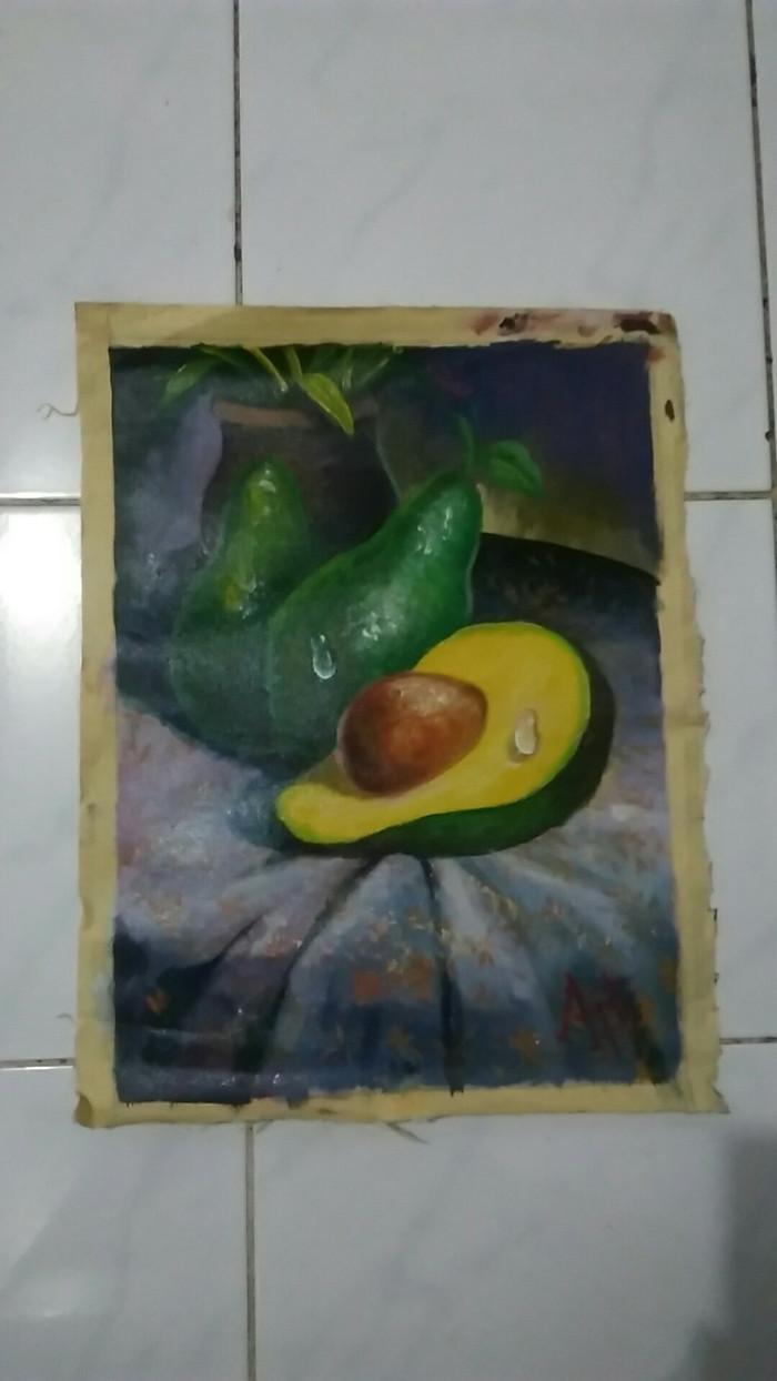 Jual Lukisan Buah Alpukat Kota Bekasi ID Gallery