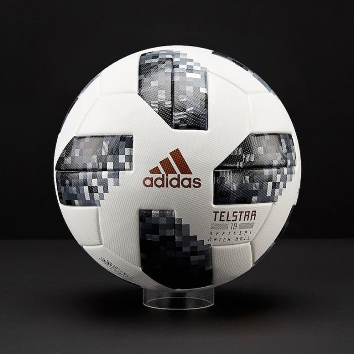 Bola Kaki Adidas Telstar Sepak Piala Dunia 2018