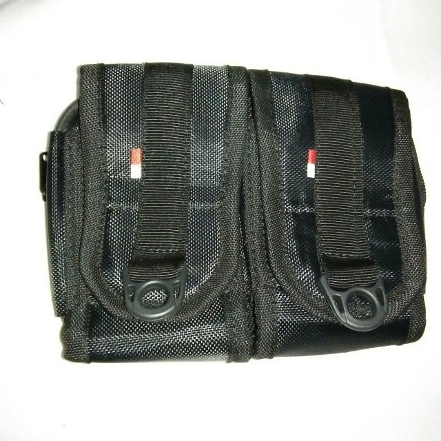 harga Pouch/sarung hp/rokok/dompet doble black&white pdl&pdh Tokopedia.com