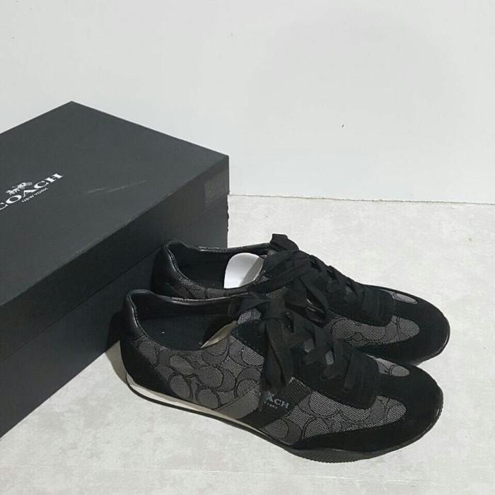 Jual Sepatu Coach Wanita Authentic Original Jakarta Pusat