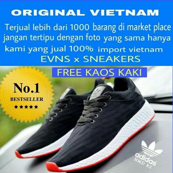 Jual sepatu sport ADIDAS NMD R2 original - maria shoesh UK  ae5c4ae07d