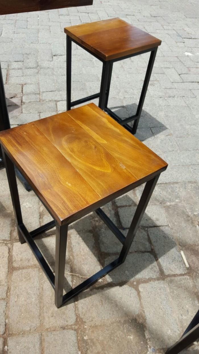Jual Kursi Jati Cek Harga Di Produk Ukm Sofa Promo Industrialis Cafe Restaurant Rumah Makan Kantin