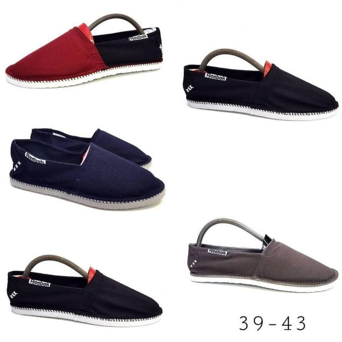 ... harga Slip on pria   slip on casual   slip on reebok voila for man  Tokopedia cadb3dff8d