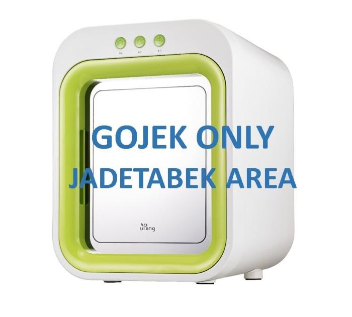 Jual Gojek Jadetabek Only – Paket : Upang Green + Toothbrush Holder Harga Promo Terbaru