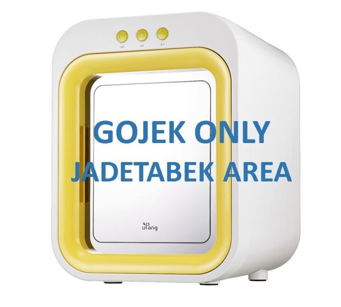 Jual Gojek Jadetabek Only – Paket : Upang Yellow + Toothbrush Holder Harga Promo Terbaru