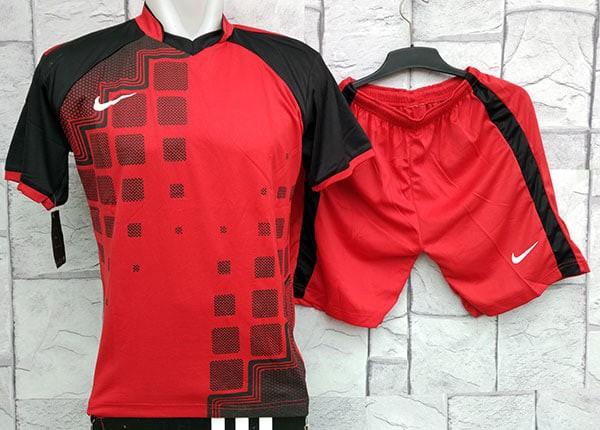 harga Grosir eceran kaos setelan olahraga baju + celana nike t90 merah murah Tokopedia.com