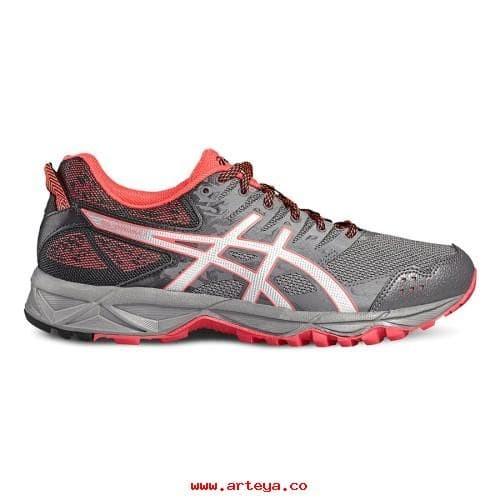 harga Sepatu trail running asics gel sonoma 3 grey merah original murah Tokopedia.com