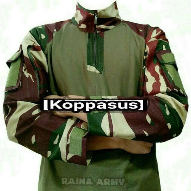 harga Baju tactical combet t-shirts bdu kopassus/kaos bdu kopassus Tokopedia.com