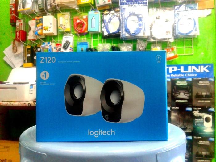 harga Logitech z120 speaker stereo Tokopedia.com
