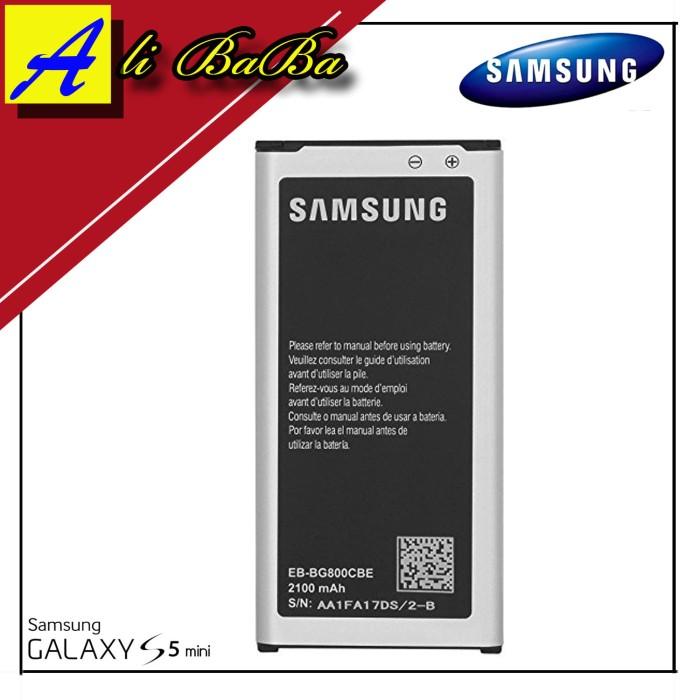 harga Baterai handphone samsung galaxy s5 mini g800 batre hp battery samsung Tokopedia.com
