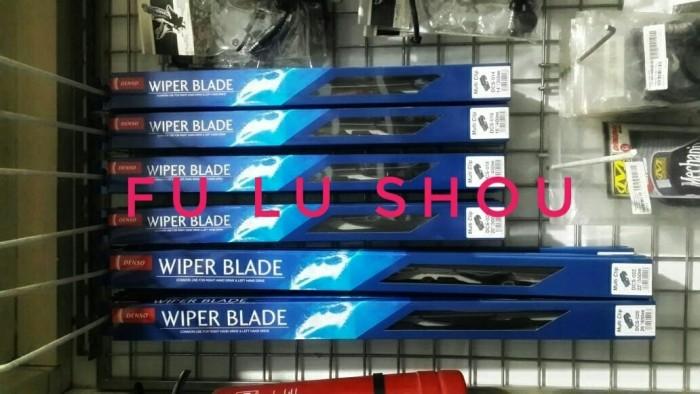 harga Wiper blade depan vios ukuran 20 inc dan 14 inc merk denso dcs Tokopedia.com