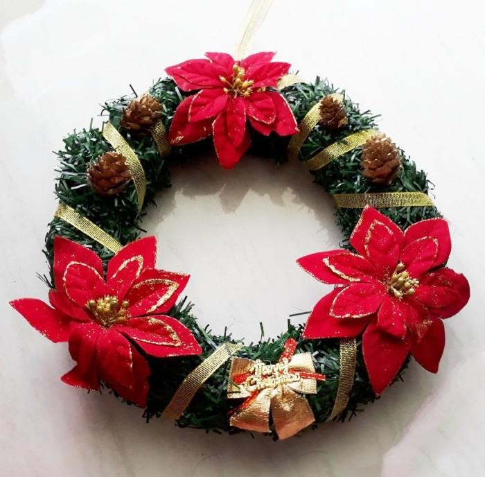 Terkini 37 Hiasan Dinding Nuansa Natal