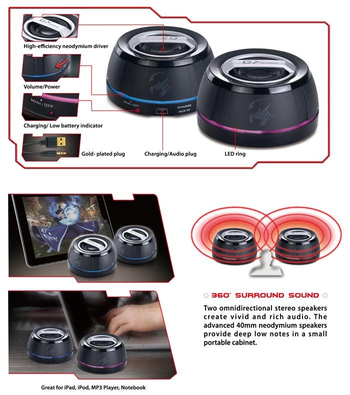 Katalog Speaker Gx Gaming Travelbon.com