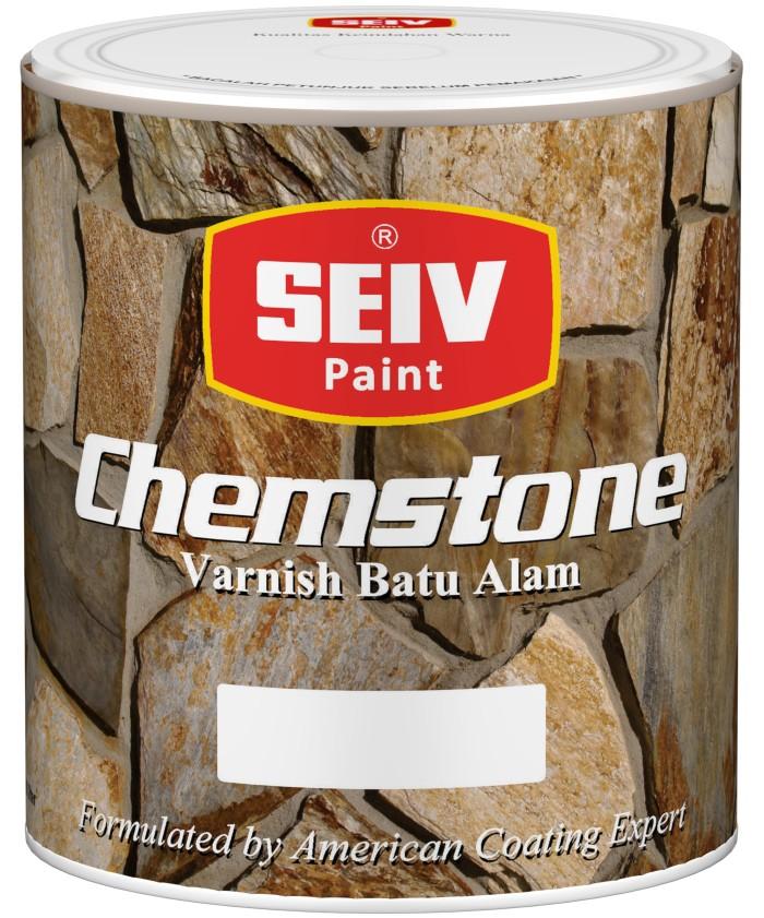 Foto Produk CHEMSTONE Varnish Batu Alam dari SEIV PAINT CENTER