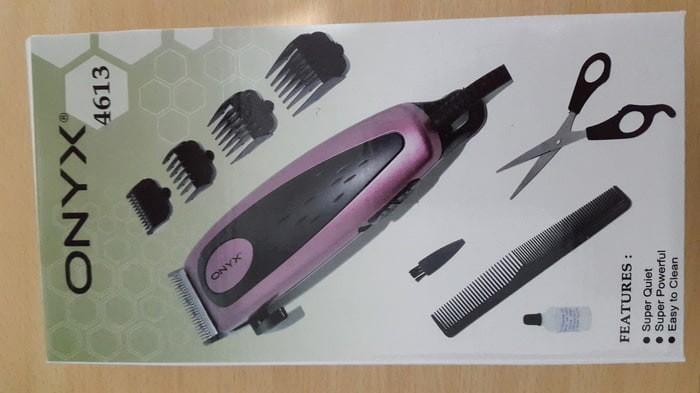 Jual (Dijamin) HAIR CLIPER   ALAT CUKUR RAMBUT MERK ONYX 4613 ... ab6bac8468