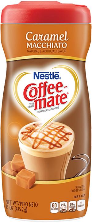 Nestle Coffee Mate / Creamer French Vanilla Hazelnut Vanilla - Krimer