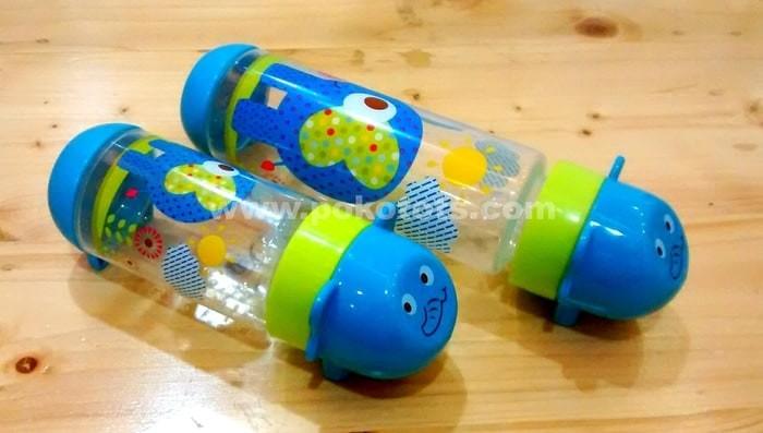 Botol Susu Bentuk Animal Baby Safe Anti Colic Feeding Bottle 250ml