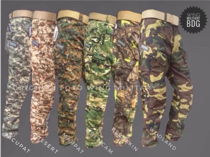harga Celana army celana panjang tactical outdoor loreng celana tni Tokopedia.com