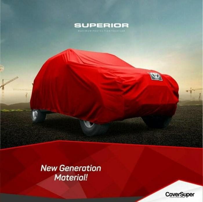 Cover Mobil Indoor Tipe Medium MPV Rush/Terios/Xpander, dll