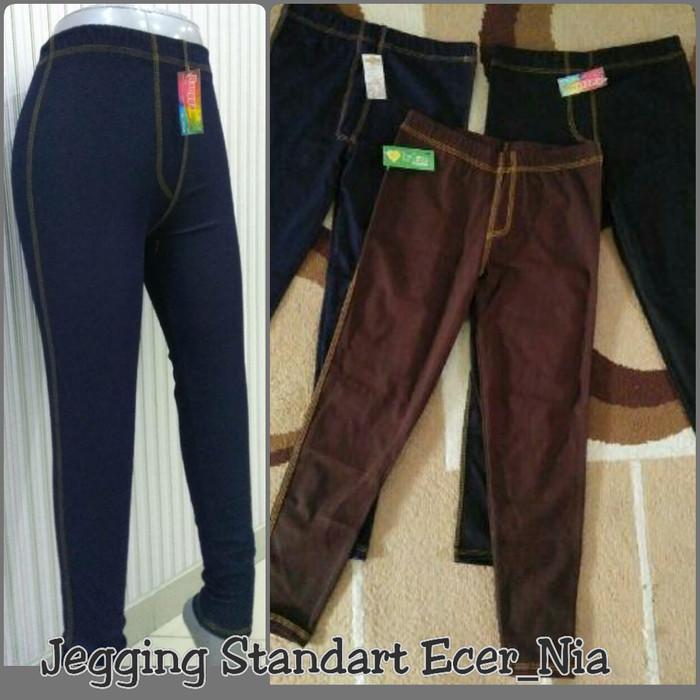 Jual Jegging Legging Semi Jeans Celana Murah Dki Jakarta Anindia Shop Tokopedia