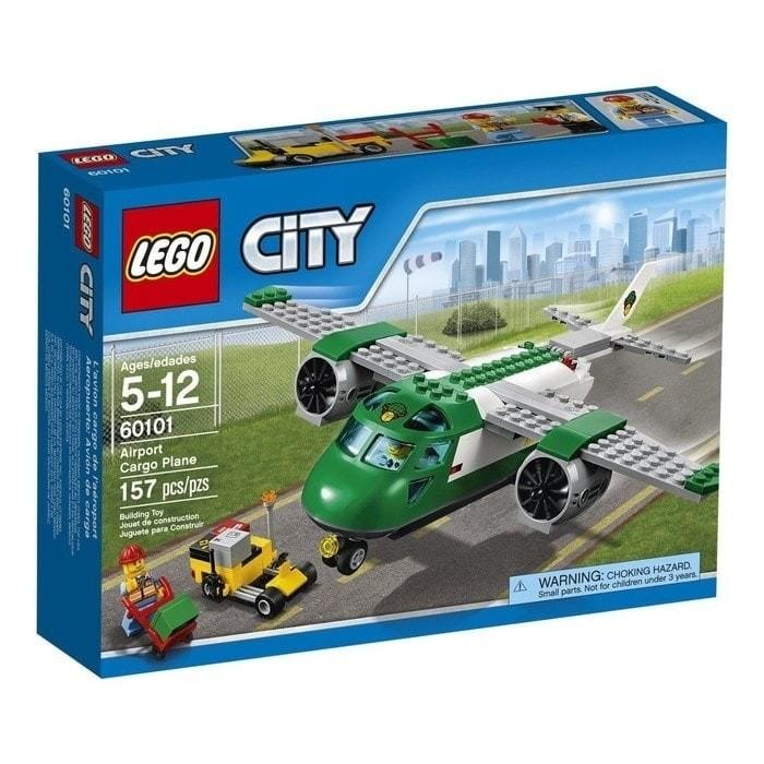 harga Lego city airport cargo plane set 60101 Tokopedia.com