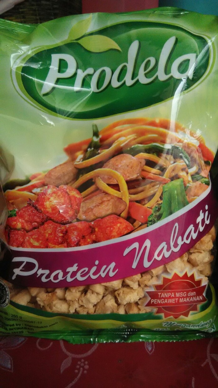 Jual Prodela Protein Nabati Pelengkap Mie Ayam Kota Tangerang Miss Pink