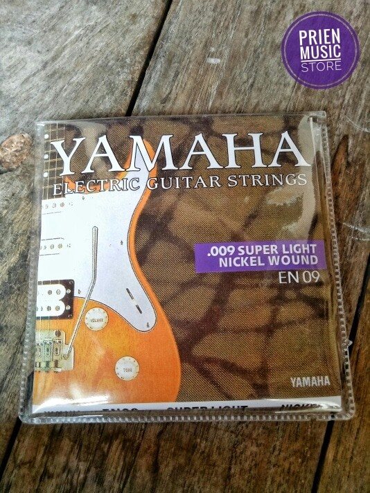 Senar Gitar Yamaha EN09 Electric guitar string 0,9