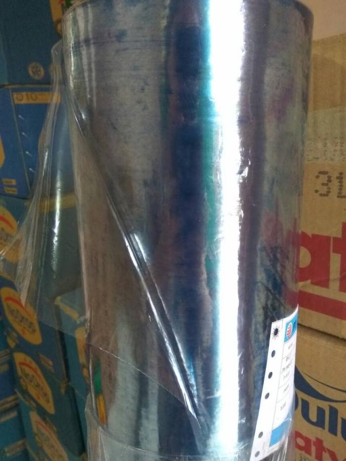 Jual Plastik Bening Tebal Roll Plastik Mika PVC Meteran