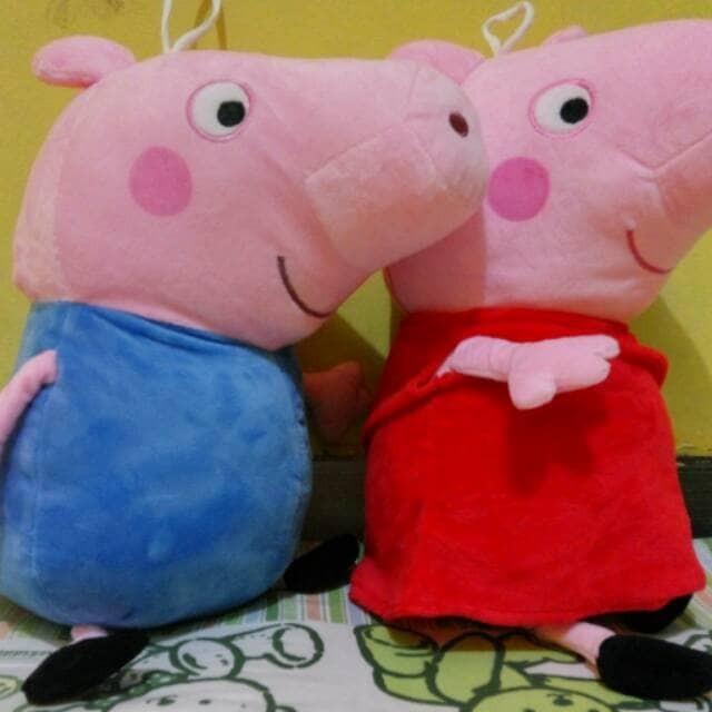 Boneka Besar Peppa Pig Peppa Pig Doll - Harga Terkini dan Terlengkap 8bee8f163f