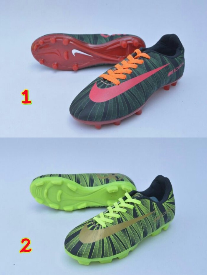 harga Sepatu olahraga anak nike mercurial cr7 bola 33-37 soccer kids Tokopedia.com