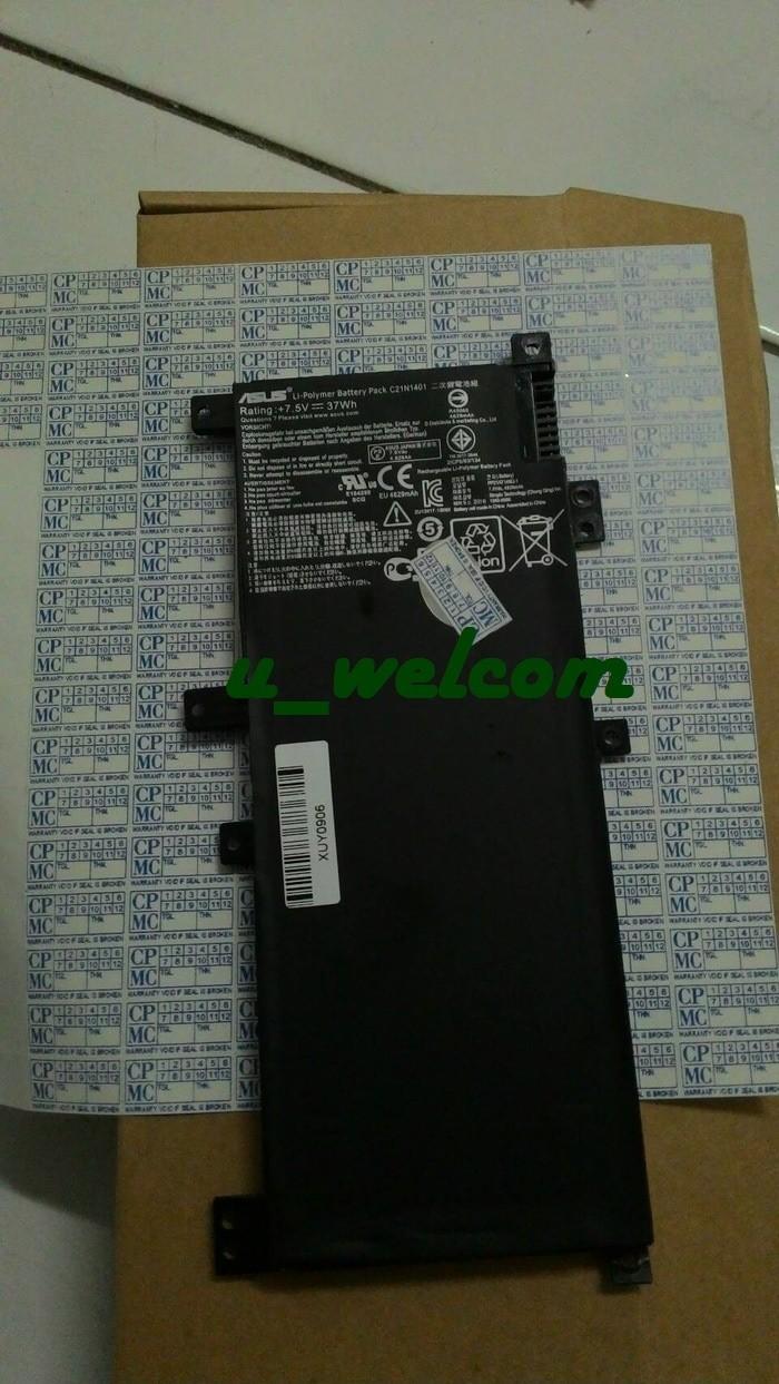 harga Baterai asus a455l a455l x455l ori Tokopedia.com