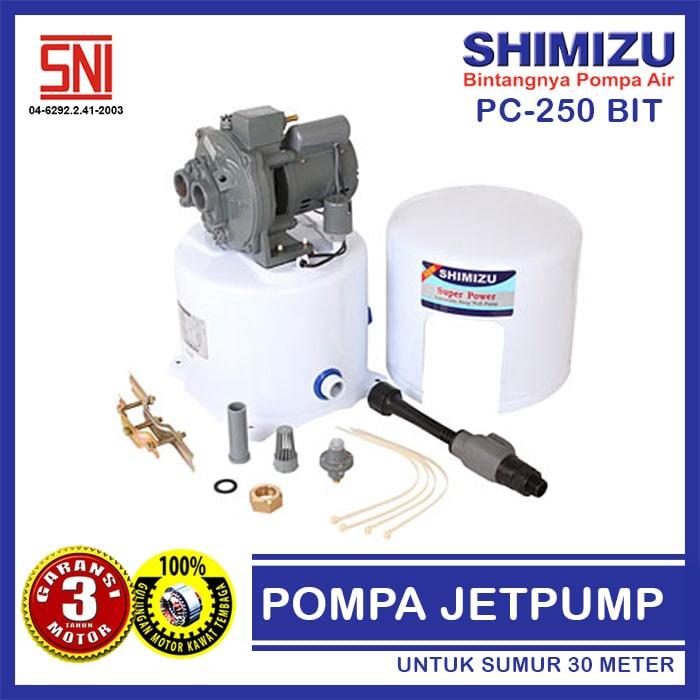 Katalog Mesin Jet Pump Shimizu Hargano.com