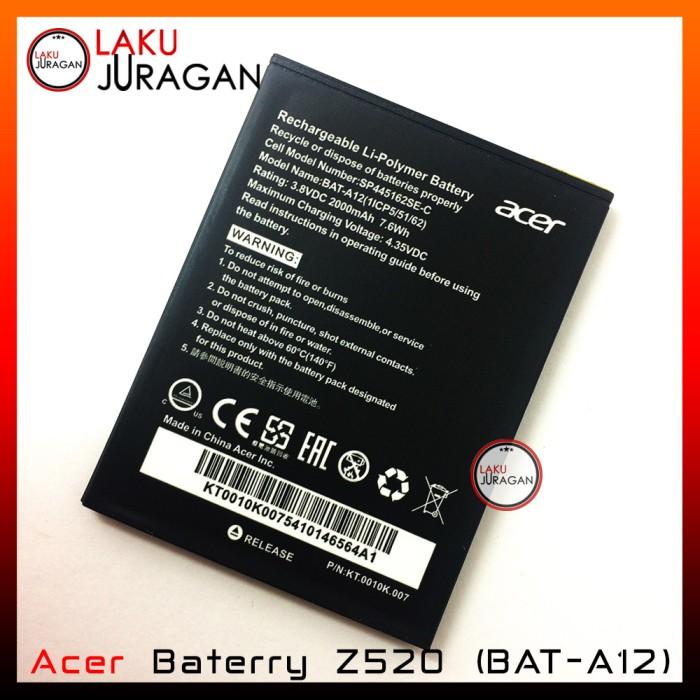 harga Baterai handphone acer z520 bat-a12 z 520 original batre batrai Tokopedia.com