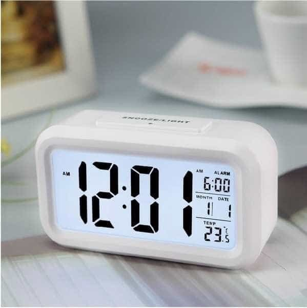 ... harga Jam weker / digital desktop / smart clock -jp9901 jam meja alarm Tokopedia.