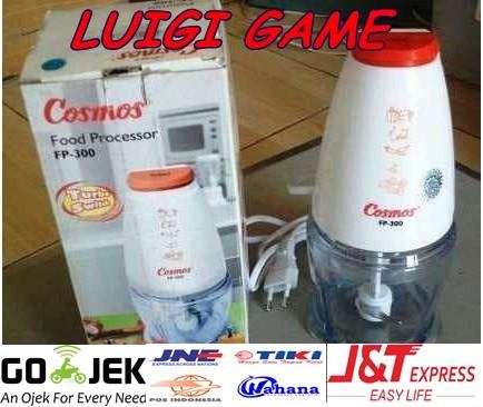 Cosmos food processor / blender pelumat makanan - fp-300