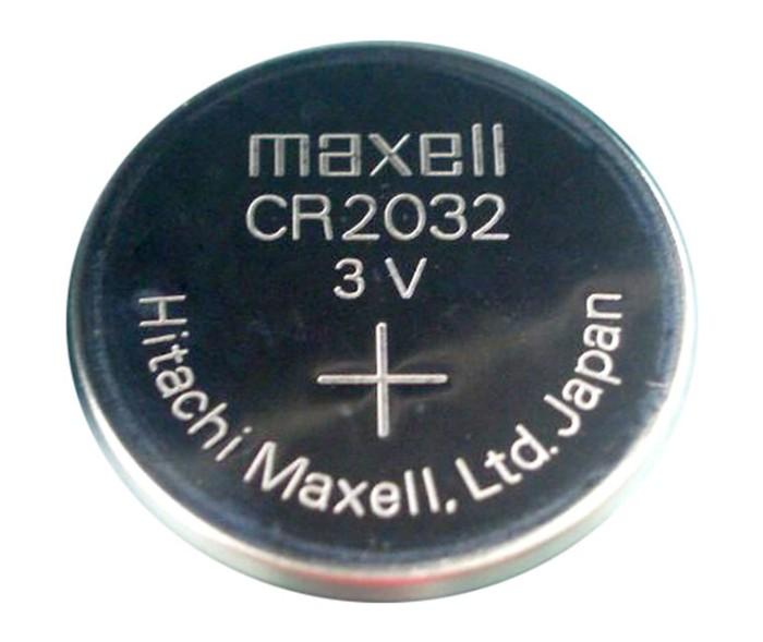 Foto Produk Baterai Maxell Micro Lithium Cell 3V CR2032 - Baterai CMOS dari Binatika Shop
