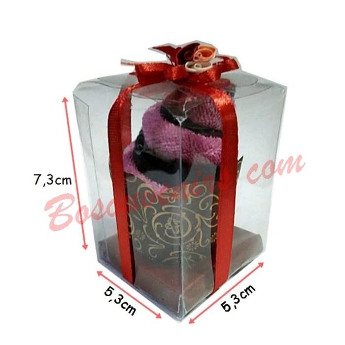 Foto Produk (Dijamin) Towel Cake / Souvenir Handuk berbentuk kue dari jesika lapak