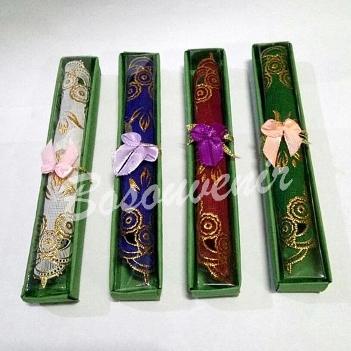 Foto Produk (Dijamin) souvenir tatakan gelas bok mika dari jesika lapak