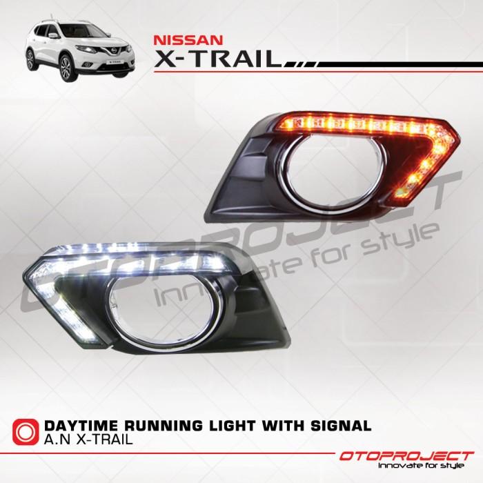 harga Lampu drl nissan all new x-trail with signal Tokopedia.com