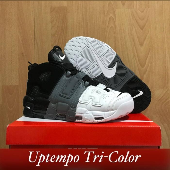 harga Nike air uptempo tricolor Tokopedia.com