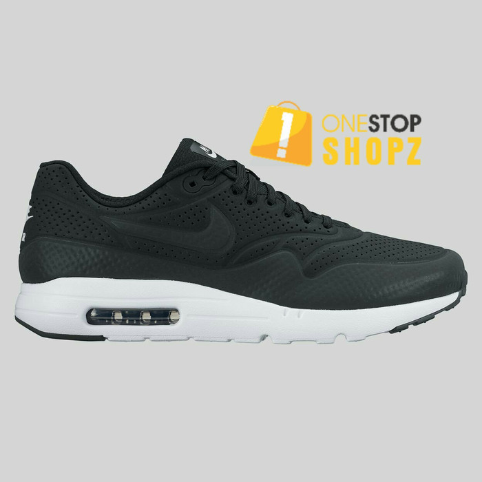 reputable site c71c9 bb0c2 NIKE AIR MAX 1 ULTRA MOIRE 705297-013 MENS RUNNING TRAINING SHOES OSS